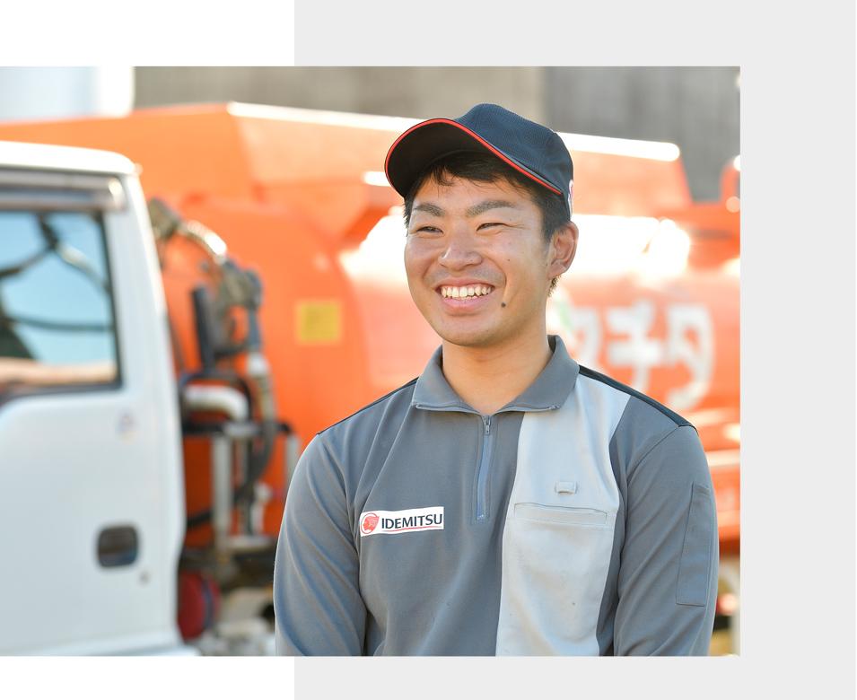 産業エネルギー事業部 市川幸太<br>(2019年新卒入社)